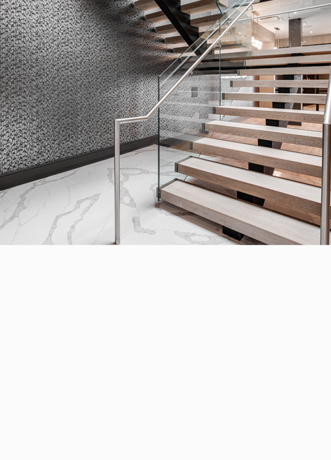 Dream Suites @ YYZ Header - Dream Talks - Stairs - Mobile