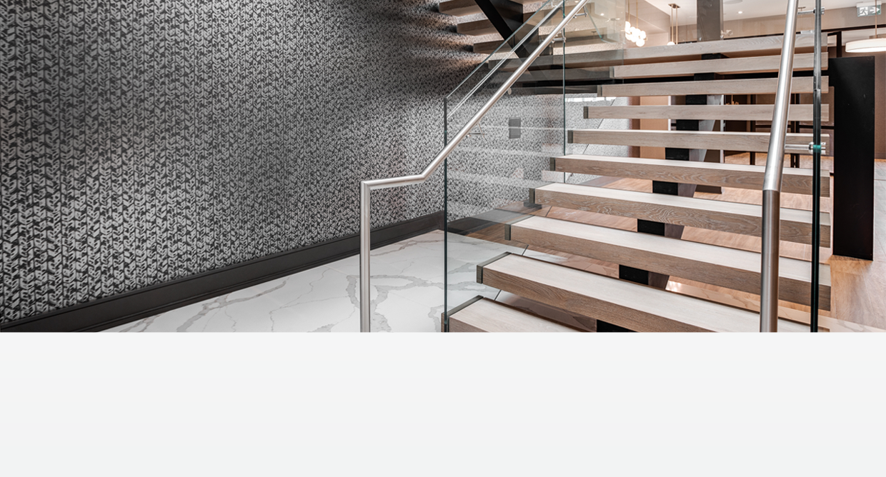 Dream Suites @ YYZ Header - Dream Talks - Stairs