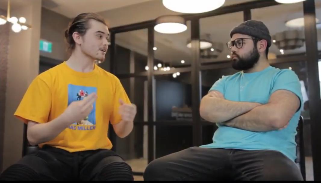 HOPCP TV Trailer - Video Interview Screenshot
